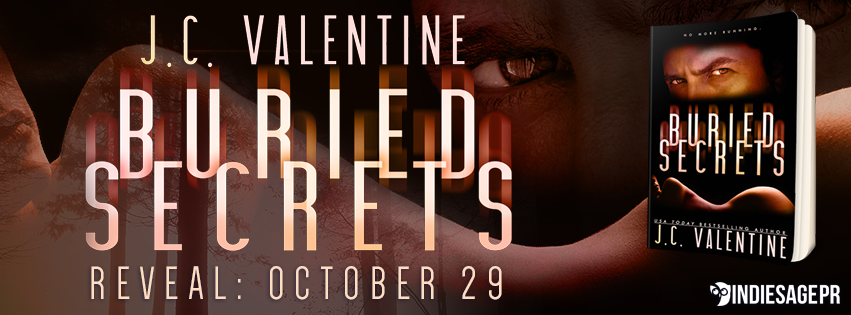 BURIED SECRETS by J. C. Valentine (@authorjcv) ~ Buy ItNow