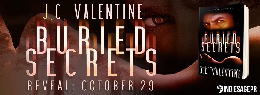 Buried Secrets by JC Valentine