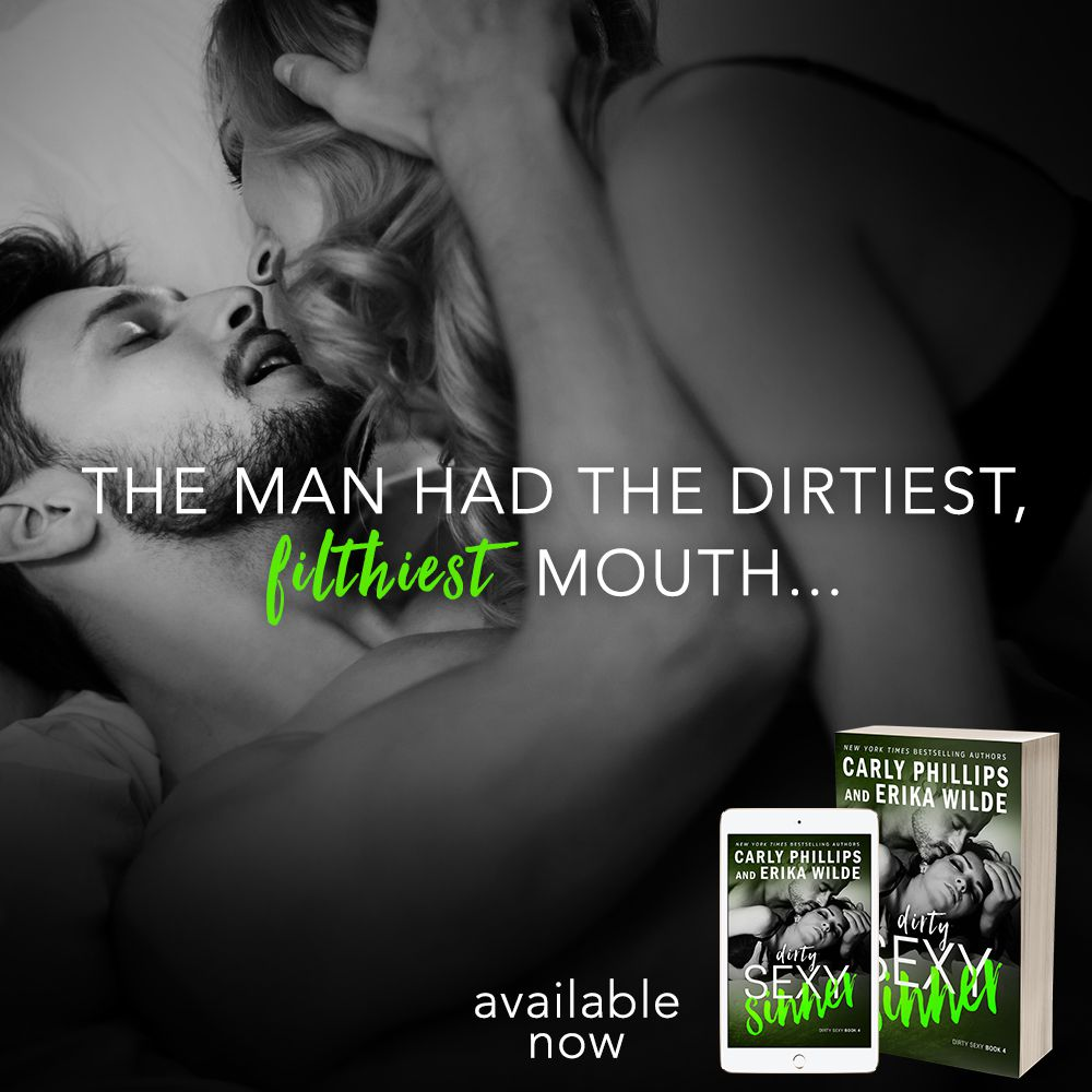 DIrty Sexy Sinner Release Blitz