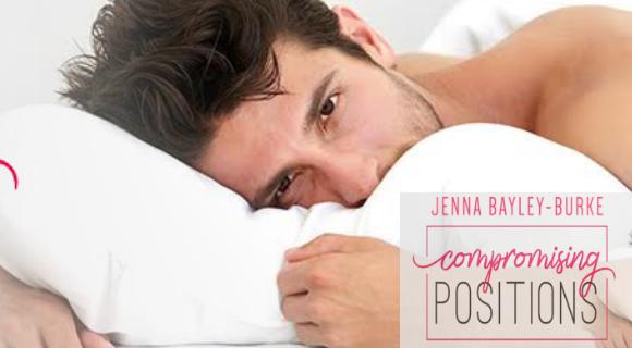 Today's Spotlight: COMPROMISING POSITIONS by Jenna Bayley-Burke(@jennabb)
