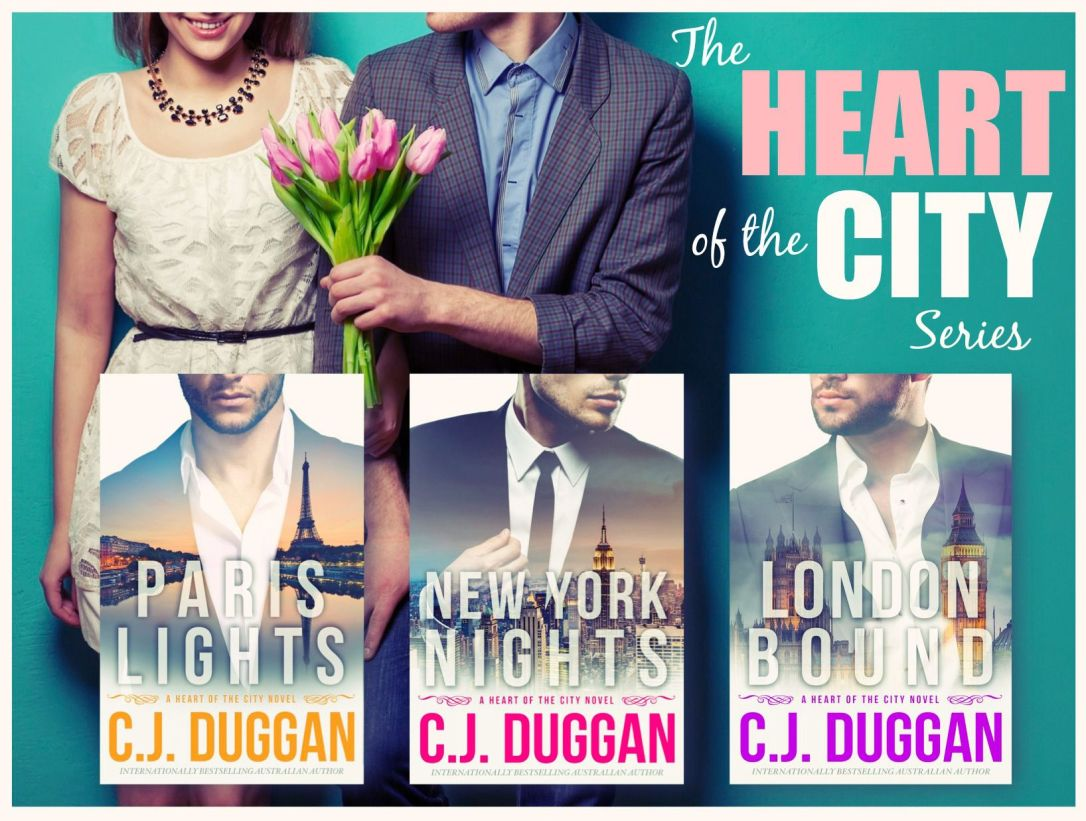 the-heart-of-the-city-series
