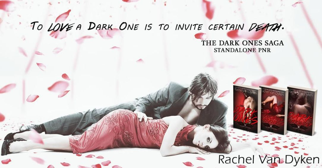 The Dark Ones Saga by Rachel VD