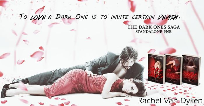 The Dark Ones Saga by Rachel VD