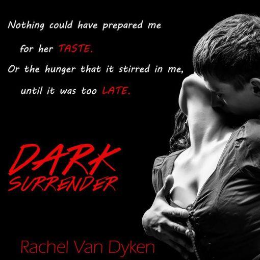 Dark Surrender by Rachel VD