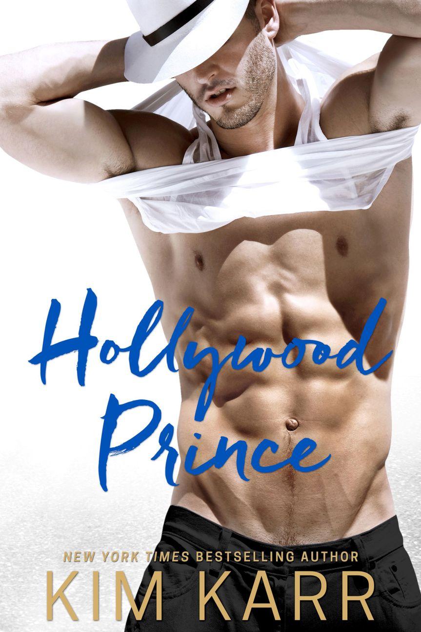 Hollywood Prince by Kim Karr