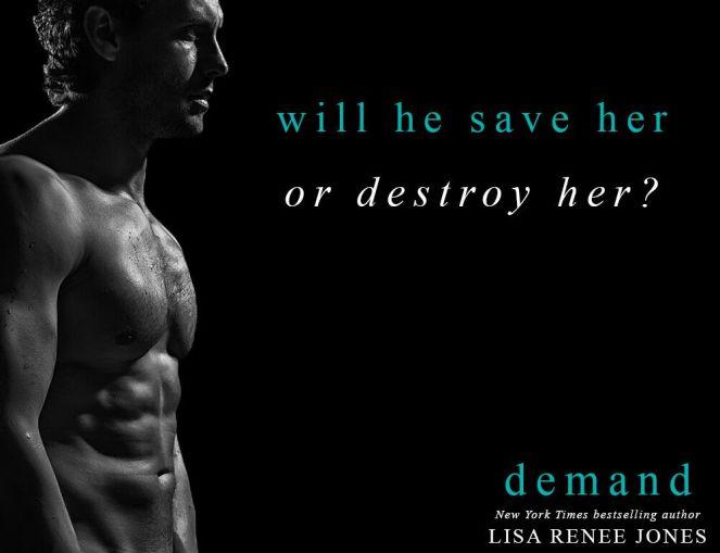 Demand by Lisa Renee Jones