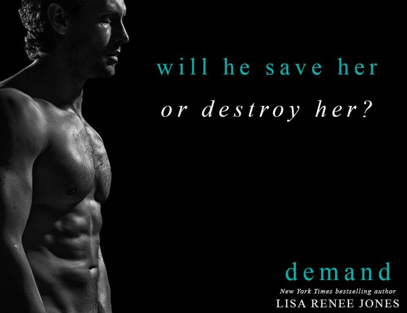 Demand by Lisa Renee Jones
