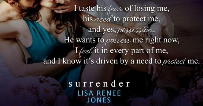 Surrender by Lisa Renee Jones