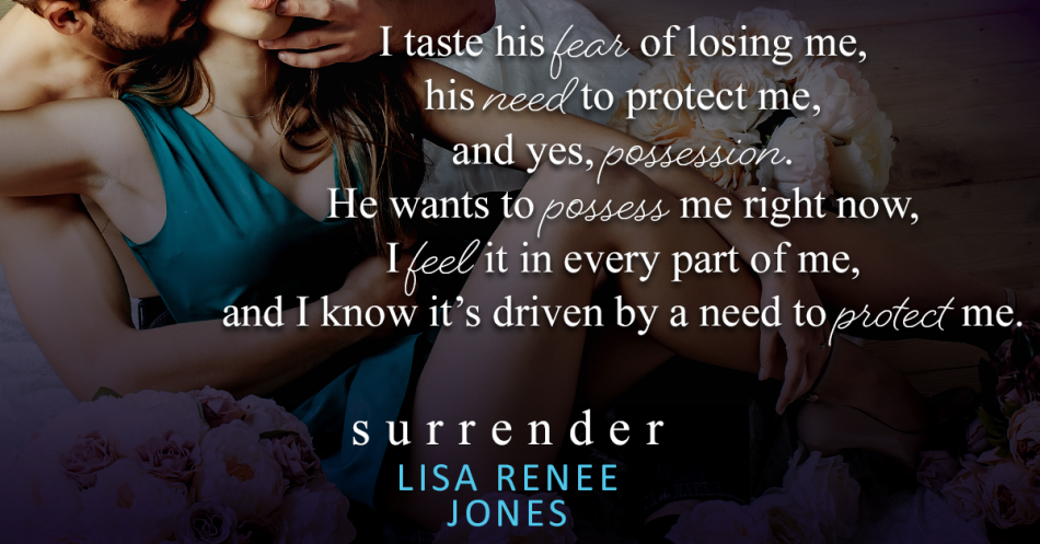 Surrender by Lisa Renee Jones