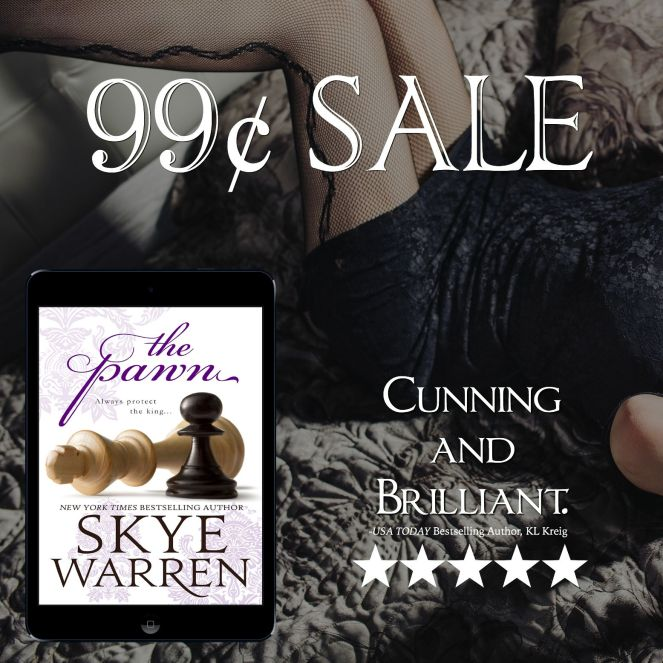 The Pawn for #99Cents - Skye Warren Author
