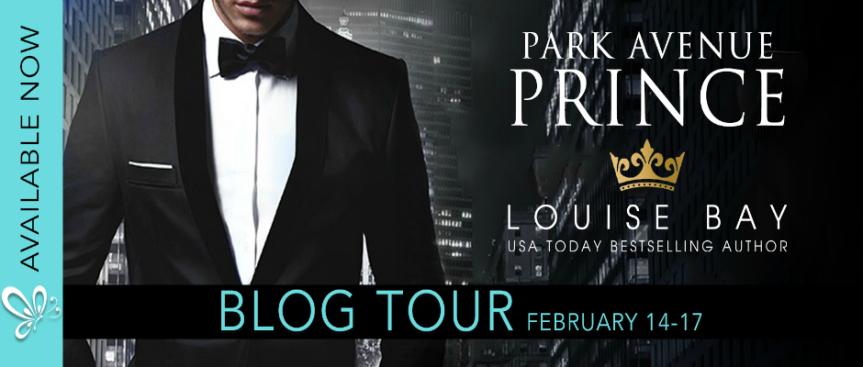 PARK AVENUE PRINCE Blog Tour | Louise Bay (@louisebay) –Review