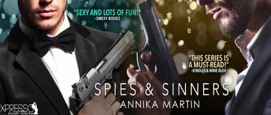 SPIES AND SPINNERS Cover Reveal | Annika Martin (@annika_martin) –Author