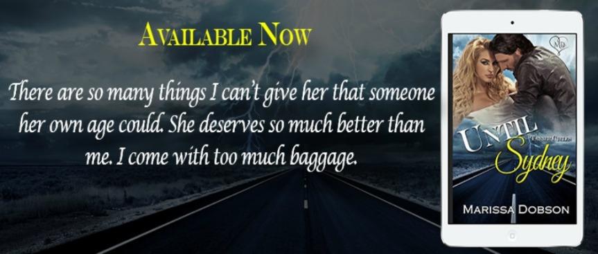 UNTIL SYDNEY Release Blitz  | Marissa Dobson (@marissaMDobson) –Author