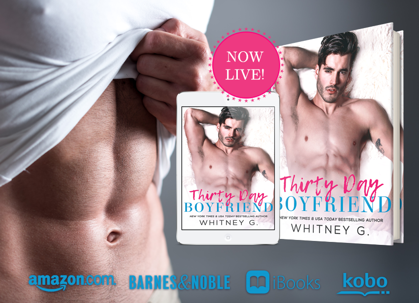 Thirty Day Boyfriend Book Review on Mile HIgh kINK Book Club