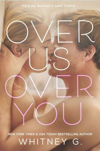 Over Us Over You book review | Whitney G