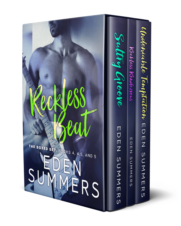 Reckless Beat Box Set Two   Mile High KINK Book Club