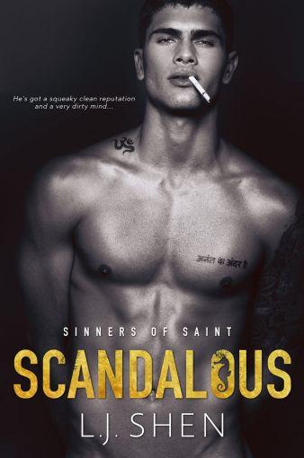 Scandalous book review | LJ Shen