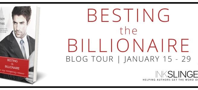Besting The Billionaire Blog Tour | Mile High KINK Book Club