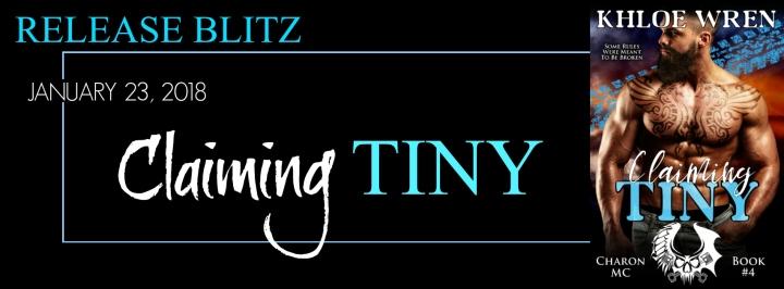 Claiming Tiny release blitz