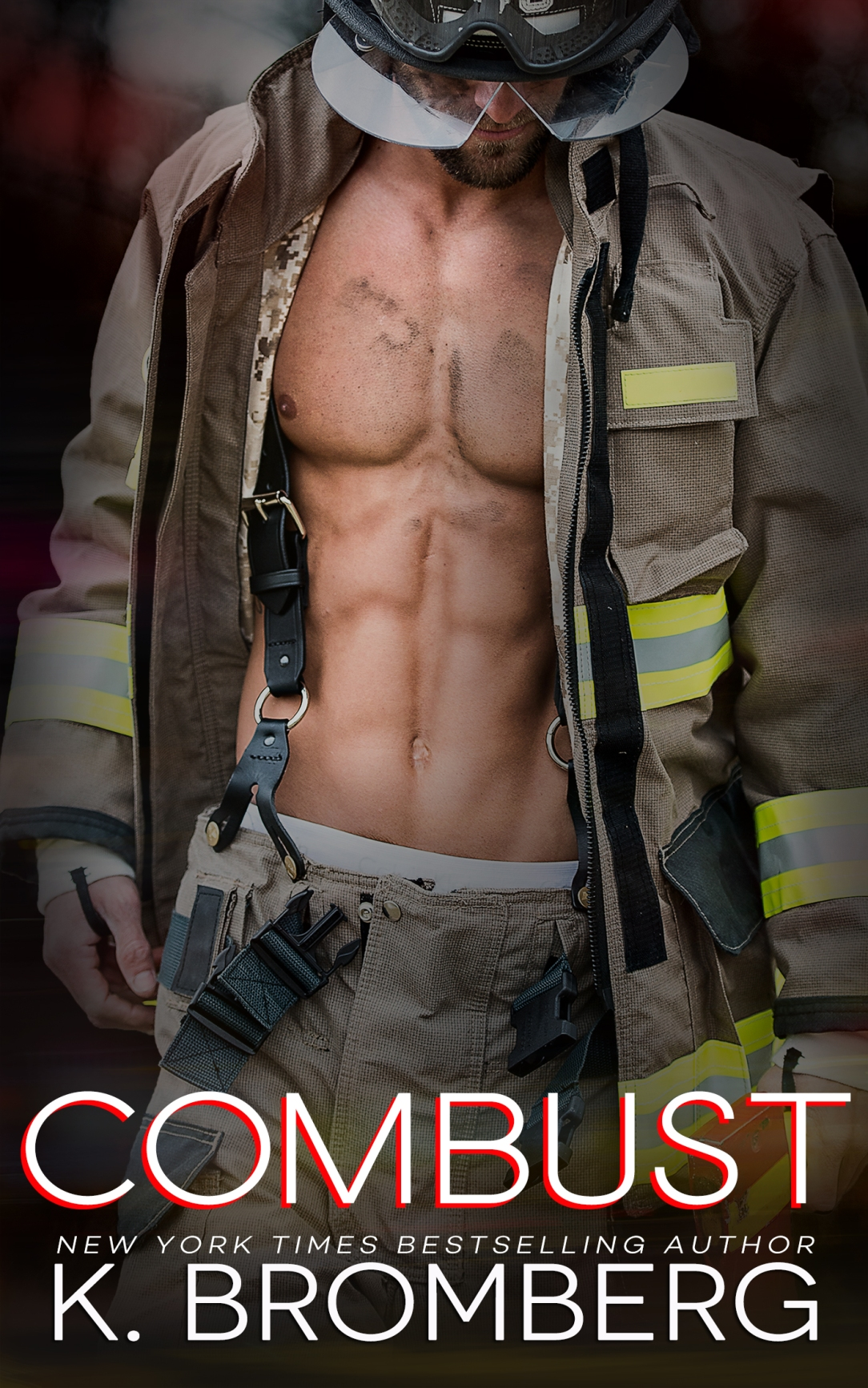 Combust cover alert | Mile High KINK Book Club