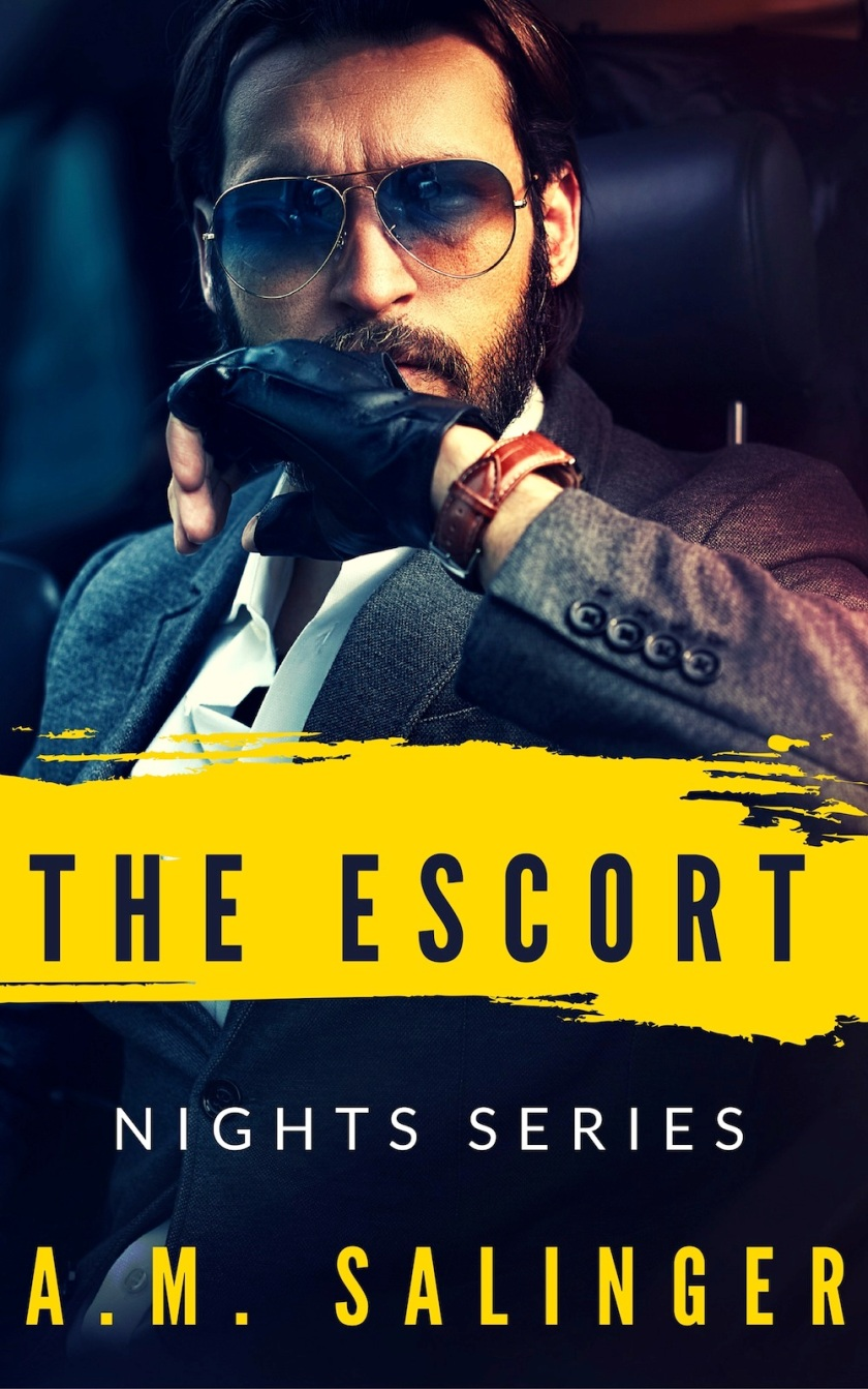 The Escort cover reveal   The KINK Report