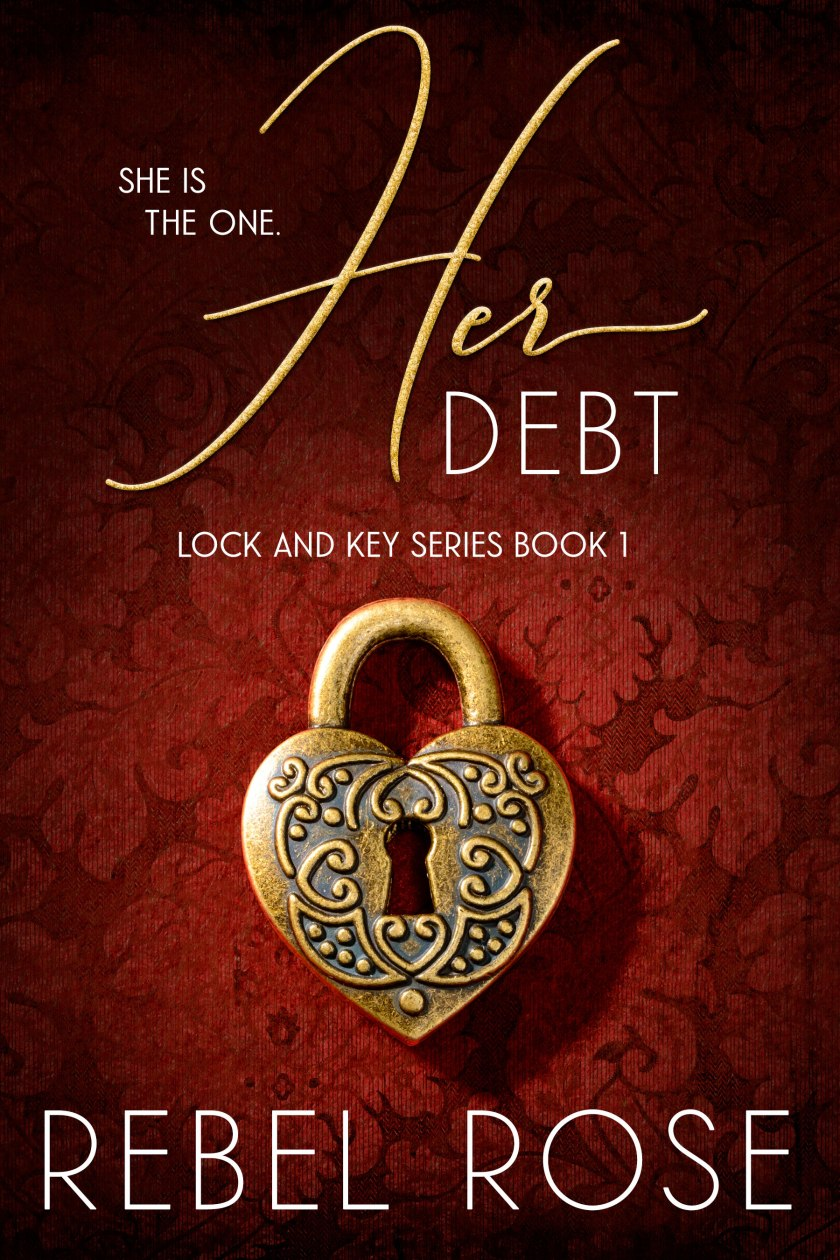 Her Debt cover reveal on Mile High KINK Book Club