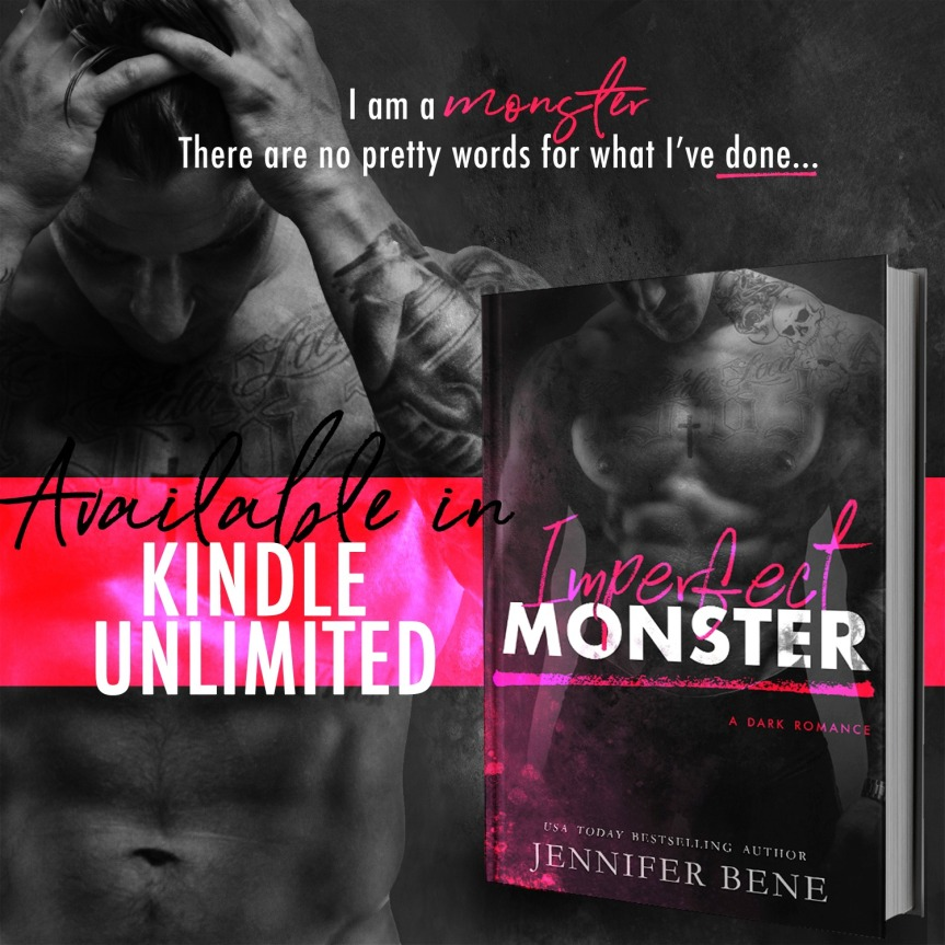 Imperfect Monster release blitz   The Kink Report