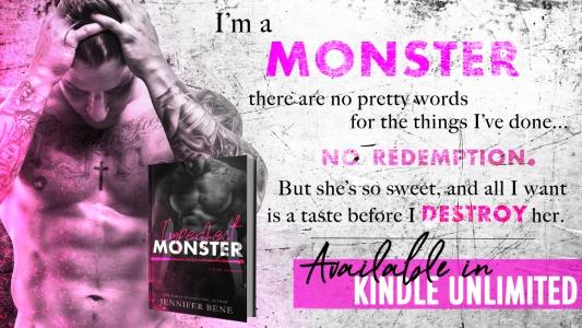 Imperfect Monster by Jennifer Bene