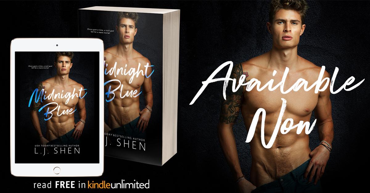 MIDNIGHT BLUE new release review   L.J. Shen(@lj_shen)