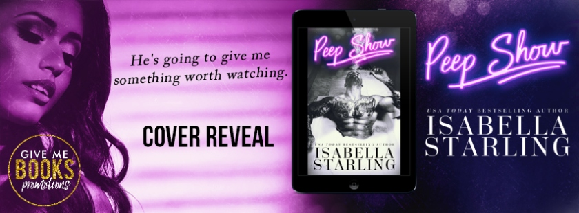 Peep Show Cover Reveal