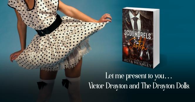 Scoundrels & Scotch new release blitz