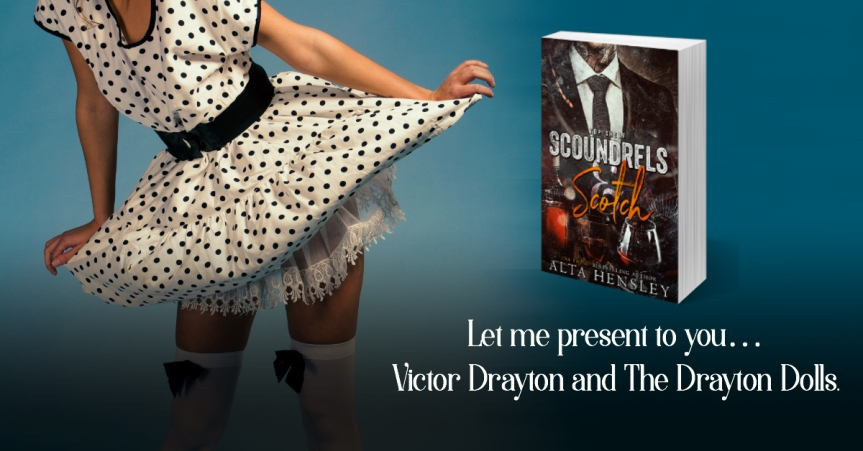 Scoundrels & Scotch new release blitz