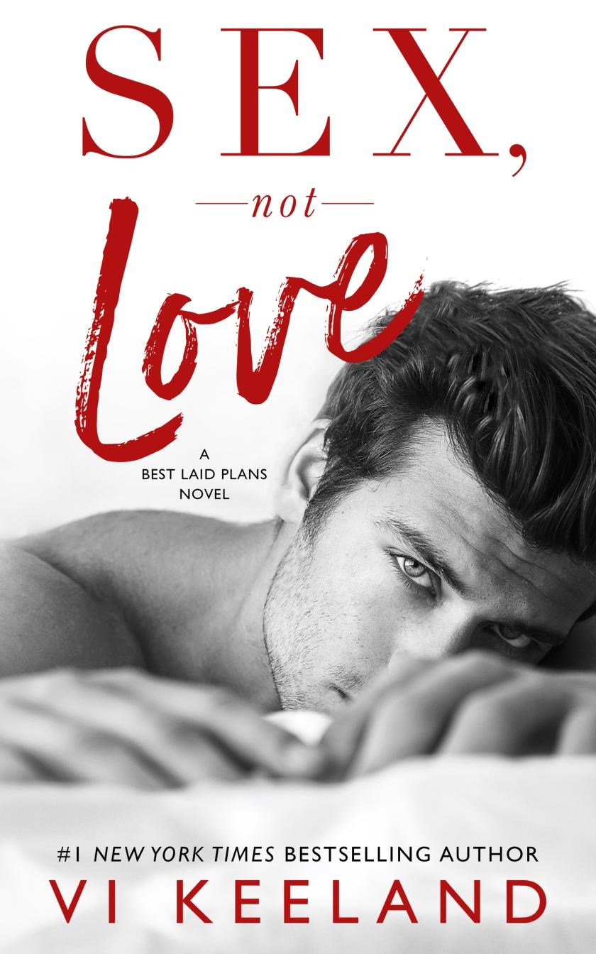 Sex, Not Love release alert