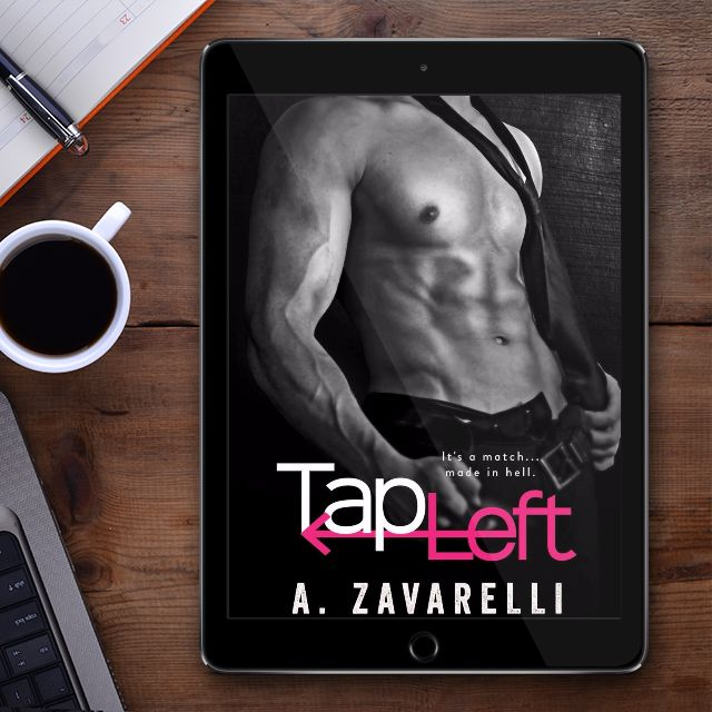 Tap Left Book Review | Mile High KINK Book Club