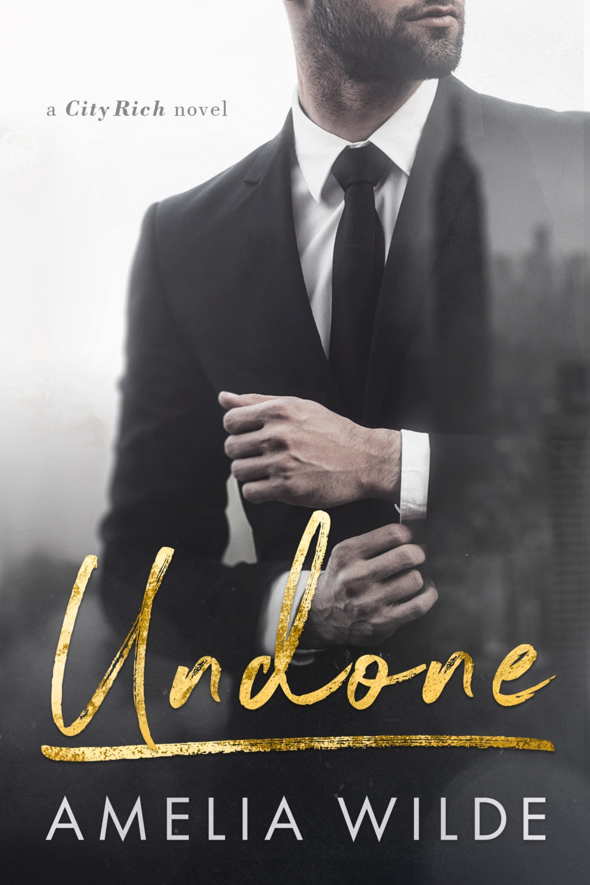 UNDONE: A CITY RICH NOVEL book review   Amelia Wilde (@awilderomance)