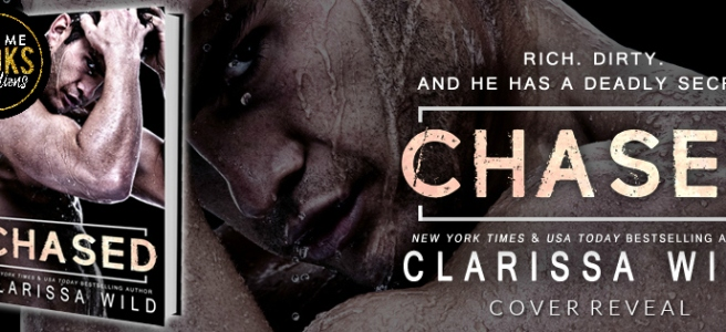 CHASED by Clarissa Wild Cover Reveal | The Kink Report