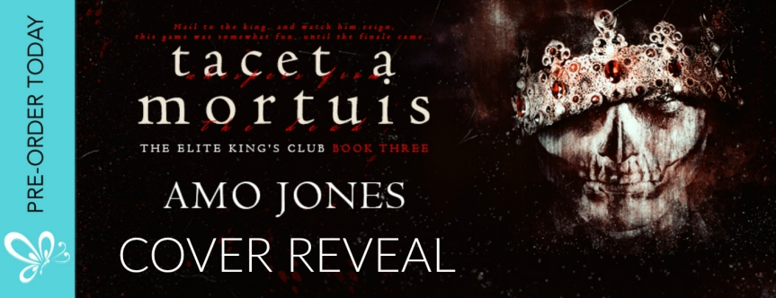 TACET A MORTUIS cover reveal | AmoJones