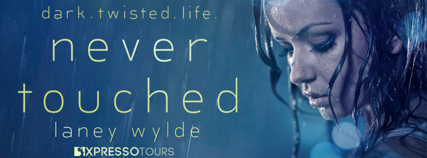 NEVER TOUCHED cover reveal | LaneyWylde