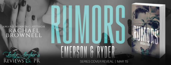 Rumors b Rachael Brownell | Cover Reveal