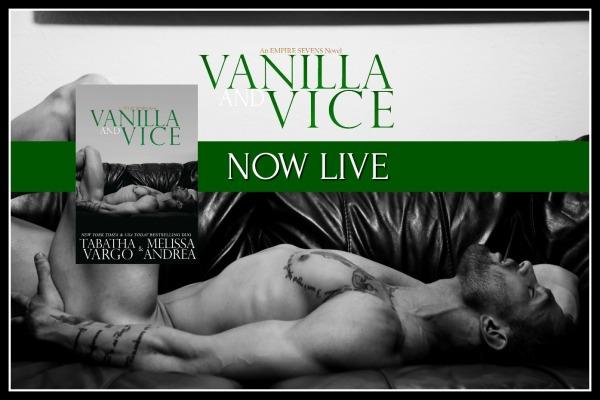 Vanilla and Vice Release Blitz