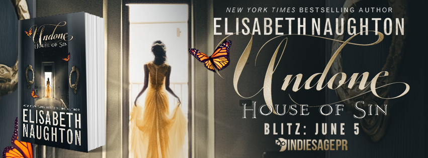 Undone House of Sin Release Blitz