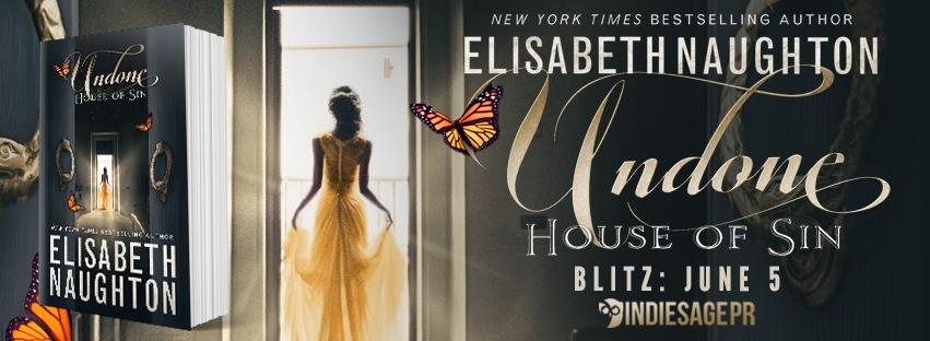 Undone House of Sin Release Blitz