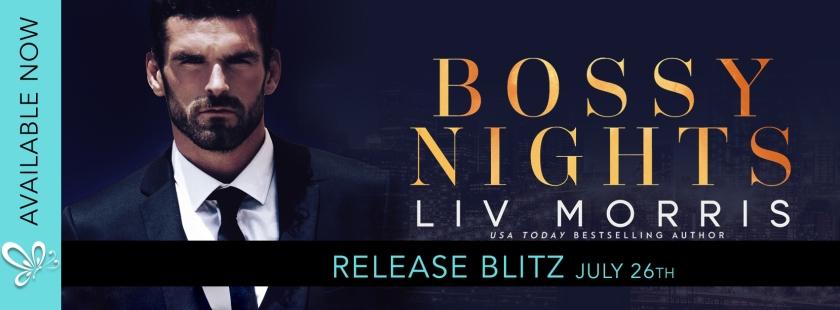 Bossy Nights by Liv Morris | 5 Sign Worthy Kinks