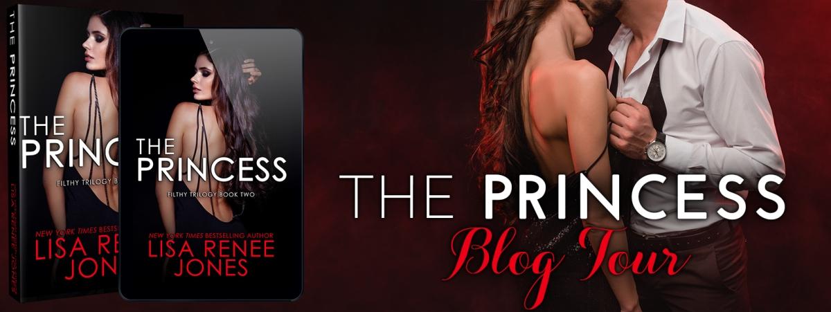 THE PRINCESS by Lisa ReneeJones
