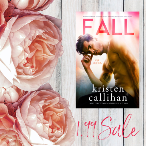 Book Review | FALL by kristen callihan