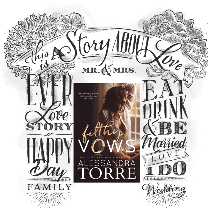 Filthy Vows 5 KINK rated book review