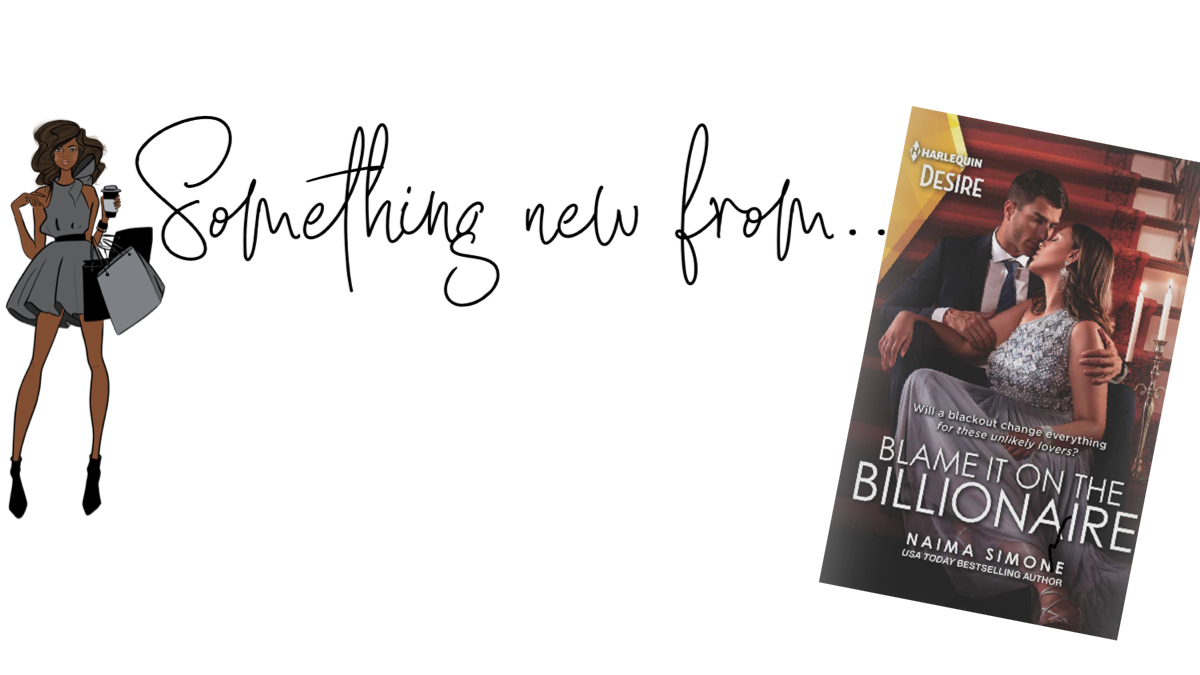 Netgalley Review | BLAME IT ON THE BILLIONAIRE by NaimaSimone